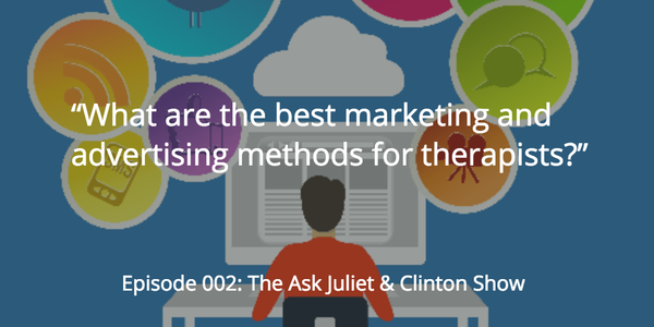 best marketing for therapists